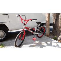 Bicicleta De Trucos Mercurio F4 Magnum