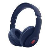 Audífonos Inalámbricos Select Sound Bth024 Azul