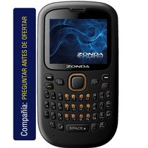 Zonda Zmck 865 Qwerty Cám Vga Mp3 Radio Fm Bluetooth Msn