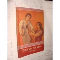 Libro Ciencias Sociales Quinto Grado , Año 1988 , 143
