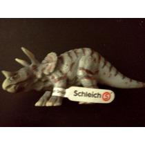 Triceratops Dinosaurio Schleich Nuevo Original Con Etiqueta