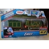 Tren Trackmaster Thomas Y Sus Amigos Emily Motorizado
