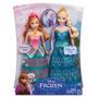 Frozen Hermanas Reales Anna Y Elsa Oferta