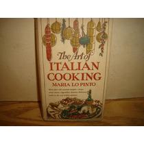 Inglés - El Arte De La Cocina Italiana -mario Lo Pinto -1948