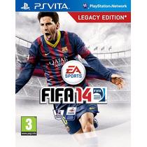 Ps Vita Fifa 14 Edicion Legado (acepto Mercado Pago Y Oxxo)