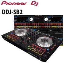 Pioneer Ddj-sb Dj Mixer Controlador Virtual Dj Traktor Serat