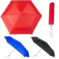 Paraguas Sombrilla De Bolsillo. Promos, Eventos, Regalos*