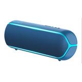 Bocina Sony Extra Bass Xb22 Portátil Inalámbrica Azul