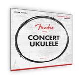 Fender 0730090403 Cuerdas Para Ukulele Para Concierto
