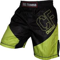 Short Para Crossfit Marca Rbg Fitness