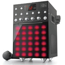 Singing Machine Luz Mostrar Karaoke - Negro
