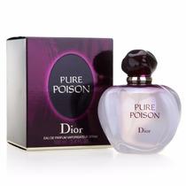 Pure Poison Christian Dior Dama 100 Ml Nuevo Con Garantía