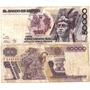 Billete De 50.000 Pesos Cuauhtemoc
