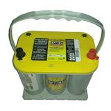 Batería De Gel Marca Óptima Yellow Top Modelo D-35-650.