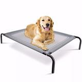 Cama Elevada Para Perros Gatos Mascotas Lona Lavable Oxgord