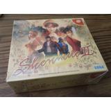 Dreamcast Shenmue 2  Edición Japonesa Muy Raro Impecable