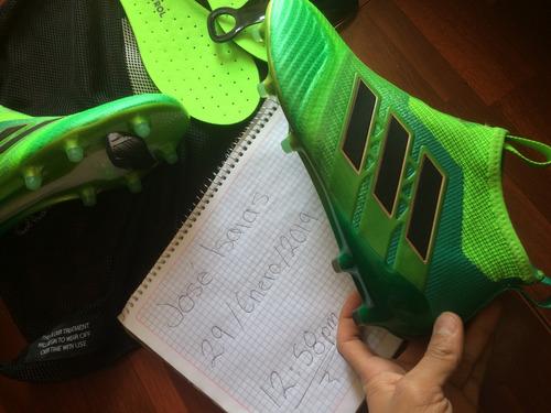 adidas Ace 17+ Purecontrol Verdes bc248975f59c0