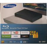 Blu Ray Samsung Bd-jm51 Smart Por Cable Lan