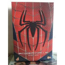 Spider-man 3 Hot Toys Hombre Araña 3 En Caja 1/6