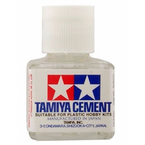 Pegamento Liquido Para Plástico Tamiya Cement 40ml 87003