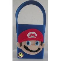 Dulcero Mario Bros, Luigi, Fiesta Infantil, Disfraz, Dulces