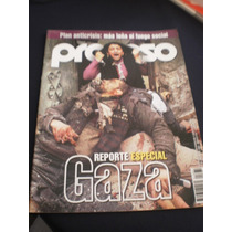 Proceso - Reporte Especial Gaza #1680 Enero 2008
