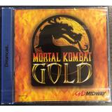 Mortal Kombat Gold - Dreamcast Nuevo Sellado! Mk
