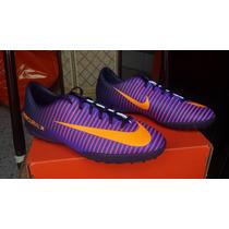 021be0e6 Oferta Tenis Futbol Rapido Nike Mercurial Vapor Xi Tf Jr en venta en ...
