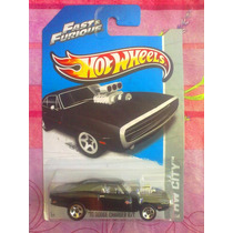 Hot Wheels Rapidos Y Furiosos 70 Dodge Charger R/t