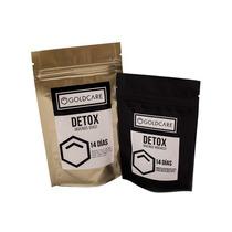 Té Detox Para 14 Días Goldcare Orgánico Desintoxicante