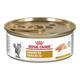 Alimento Royal Canin Veterinary Diet Feline Urinary S/o Para Gato Adulto Sabor Mix En Lata De 165g