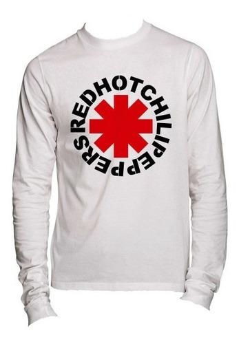 Playeras Red Hot Chili Peppers Rhcp - 27 Diseños Envio Inc