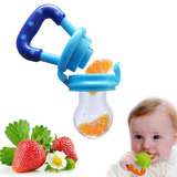 Chupón Bebes Fruta Alimentos Papilla Con Su Seguro