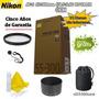 Lente Nikon Af-s 55-300mm D5000 D5100 D5200 D5300 D5500 D60