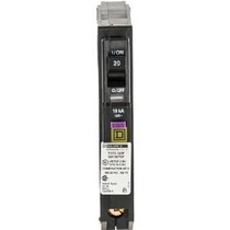 D Square By Schneider Electric Qo Plug-on Neutral 20 Amp Sin
