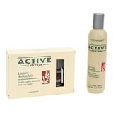 1 Shampoo Y 12 Ampolletas Anticaida Alfaparf Envio Incluido