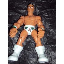 Figura Luchador Mexicano Alberto El Patron Muñeco Patones