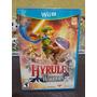 Juego Hyrule Warriors Wii U Nuevo Y Sellado