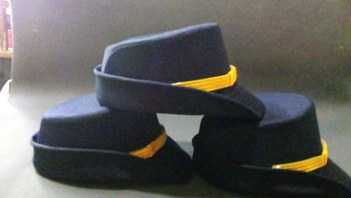 Gorra Tocado Mujer Policia Femenil Azul Marino Lavable 2aec061f37e