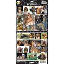 Pegatinas Del Perro - Sabueso Stickersx 27 Amantes Regalo