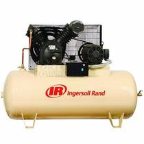 Compresor Ingersoll Rand 10hp, 120 Gal 3-ph 230v Horizontal