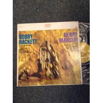 Lp Bobby Hackett Henry Mancini