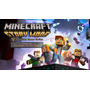 Minecraft Story Mode Temporada 1-los 8 Capitulos-pc Digital