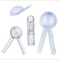 Kit De 4 Goniometros Para Profesionales Y Estudiantes