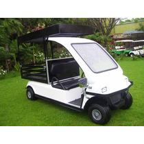 Carro / Vehiculo Electrico Industrial Tipo Plataforma Redila