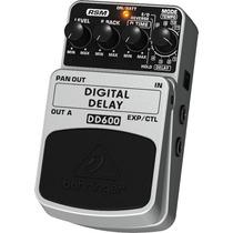 Behringer Dd600 Pedal De Efectos Stereo Digital Eco Y Delay