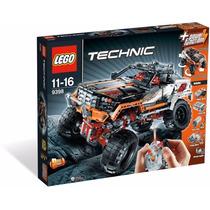 Lego 9398 4x4 Crawler Technic, Control Remoto, Radio C