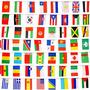 Buytra 100 Banderas De Países 82ft Banderas Internacionales