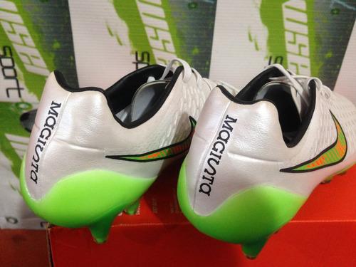 31de8b50f282 Tacos Futbol Nike Magista Opus 100%original Acc Proff Blanco. Precio: $  1590 Ver en MercadoLibre
