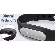 Xiaomi Mi Band 1s Pulsera Sensor Cardiaco Pasos Sueño